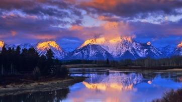 wyoming grand teton national park rivers