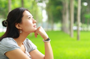 daydreaming person - photo #17