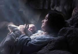 Baby Jesus & Mary 5