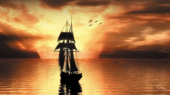3d-abstract_hdwallpaper_sail-by-sunset_30695