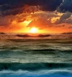Ocean Rolling-Waves 2