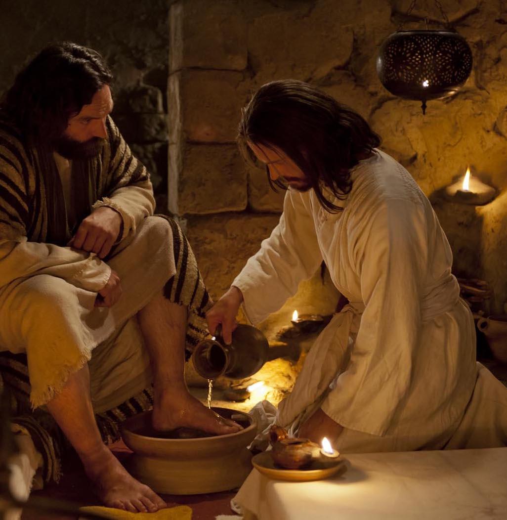 Bildergebnis für feet washing humility images
