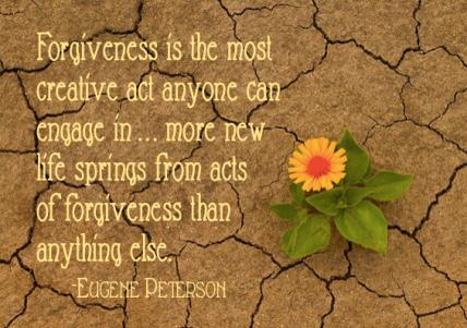 Forgiveness JS