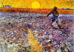 SOWER Vincent Van Gogh