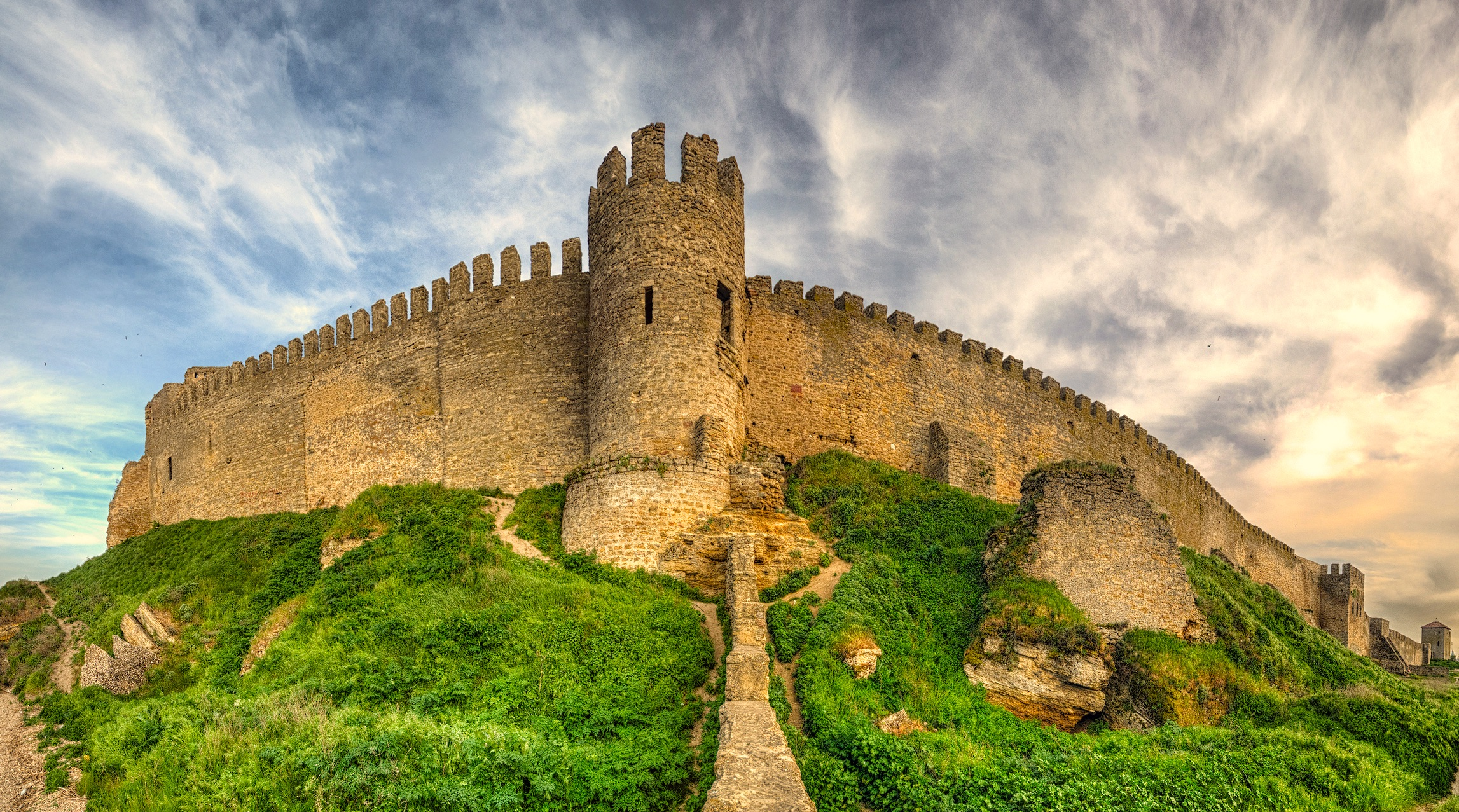 Fortress in Ukraine